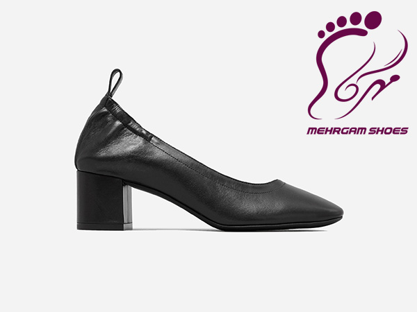 Womens leather work shoes