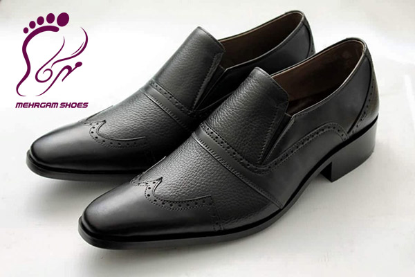 Purchase fashionable leather shoes