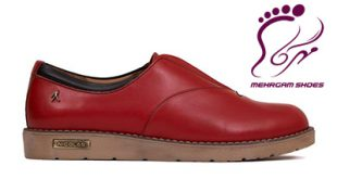 Iranian womens leather shoes